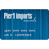 Pier 1 Rewards Credit Card
