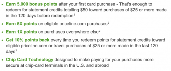 priceline-credit-card-rewards
