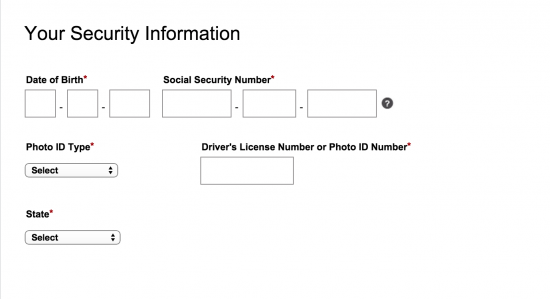 sears-security-information-application-apply-page