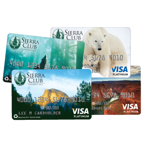 Bank of the Sierra Visa Platinum Credit Card