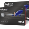 Southwest Rapid Rewards Visa Credit Card