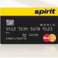 Spirit Airlines MasterCard Credit Card