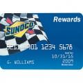 Sunoco MasterCard Credit Card