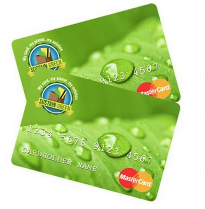Sustain:Green Mastercard Credit Card