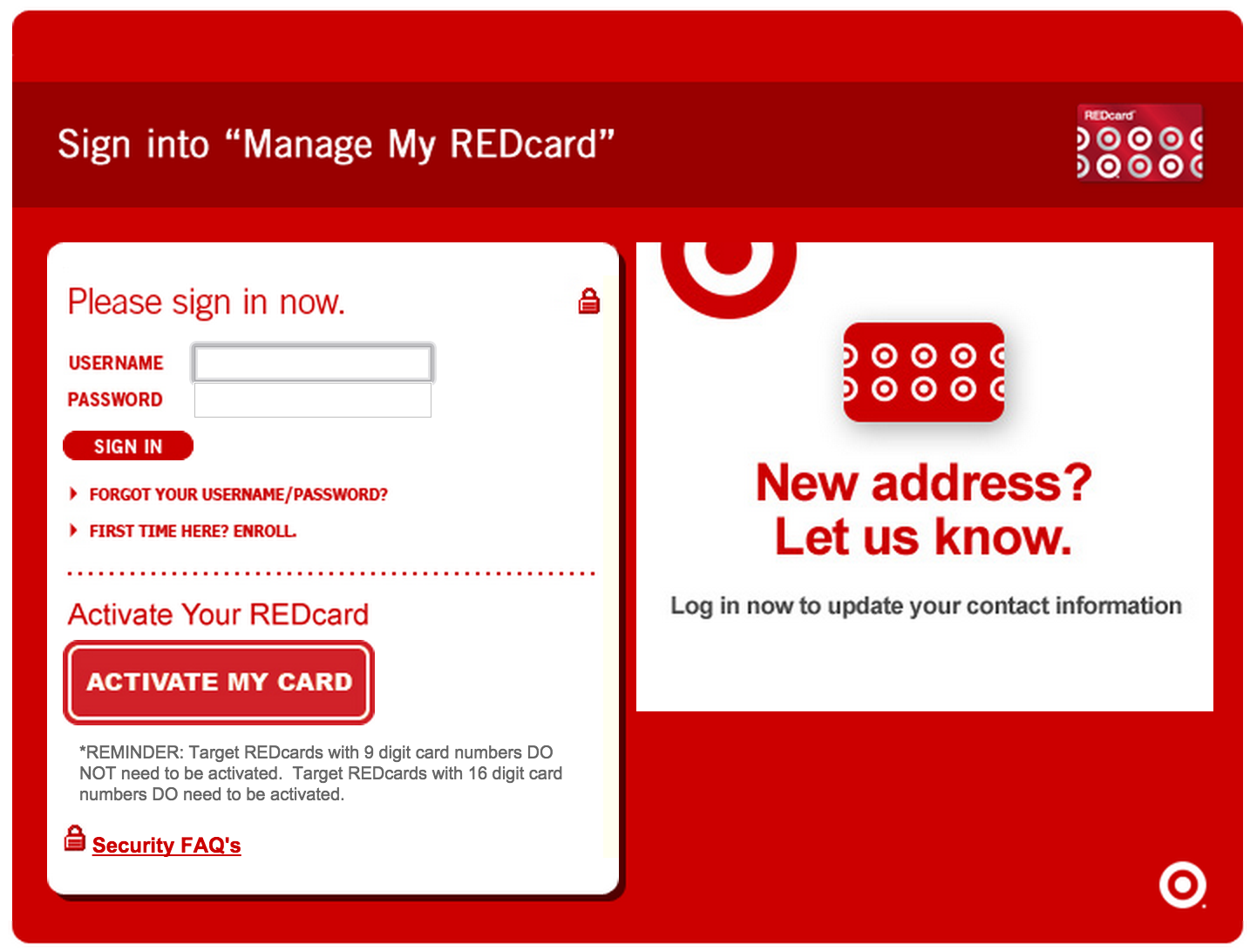What To Do When You Can't Pay Your Target Bill