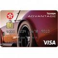 Texaco Techron Advantage Credit Card