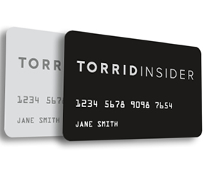 Torrid Credit Card