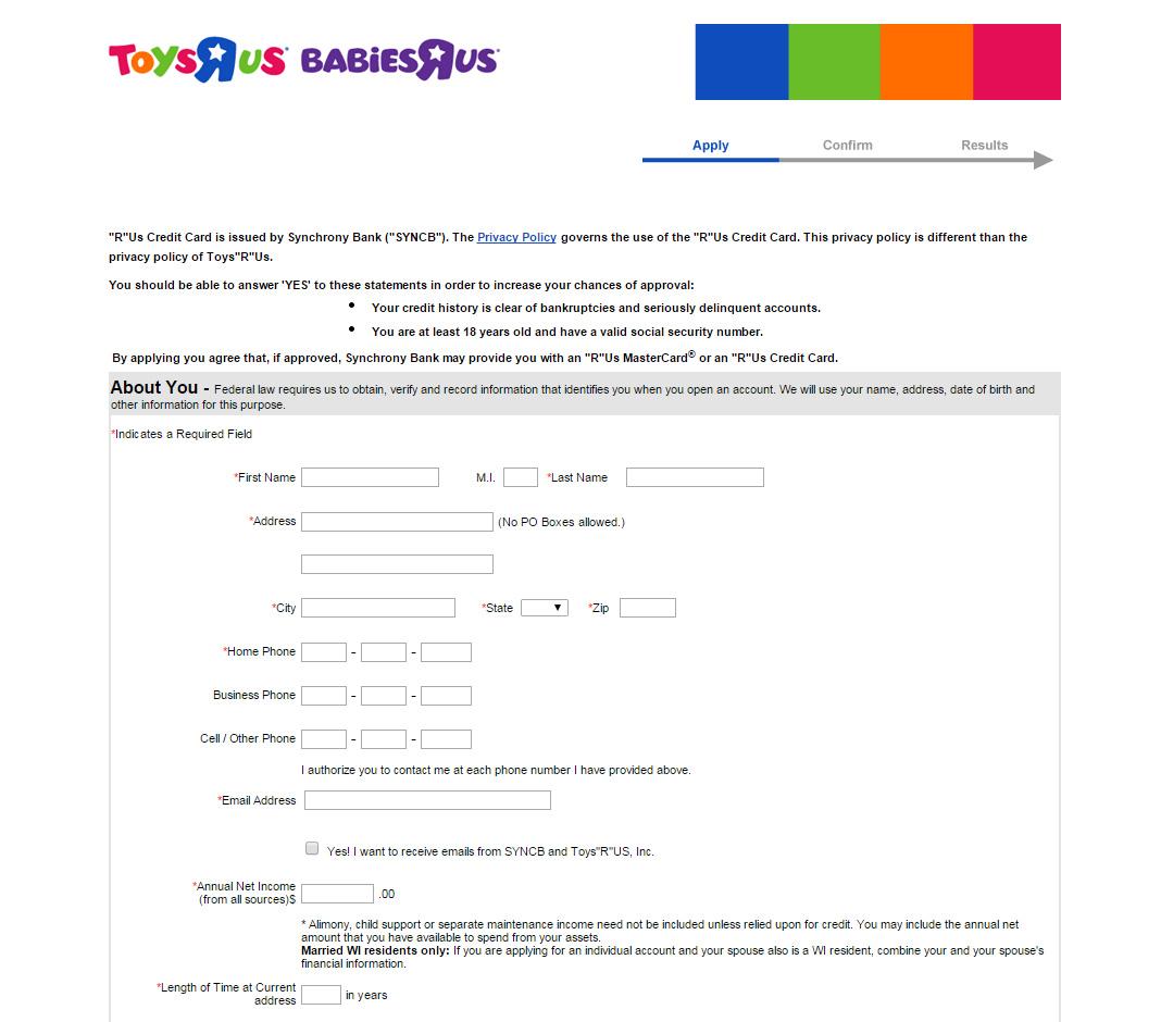 Toysrus Apply 02