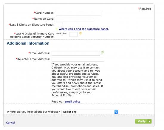 zales-credit-card-online-registration-verification